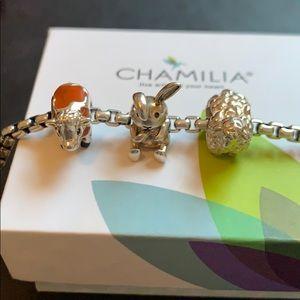 Chamilia Animal Charms